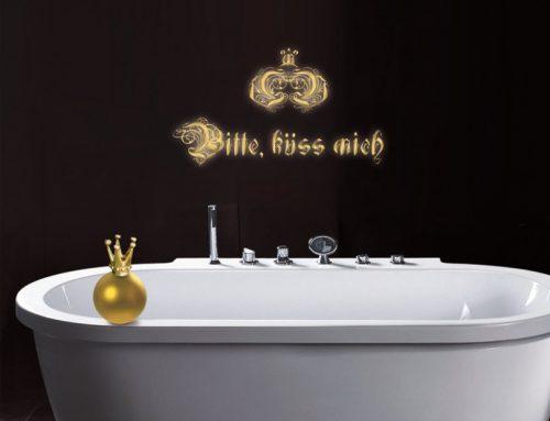 Märchenhaft schön: Tenne Bad & Fliesen