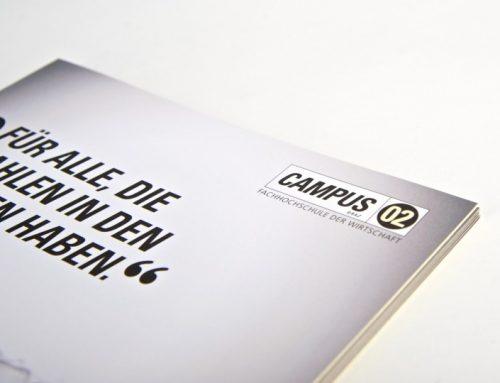 Man lernt nie aus: CAMPUS 02 – Fachhochschule der Wirtschaft
