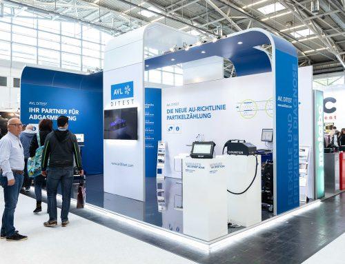 Von groß zu klein: Ein modulares Ausstellungssystem für AVL DiTEST
