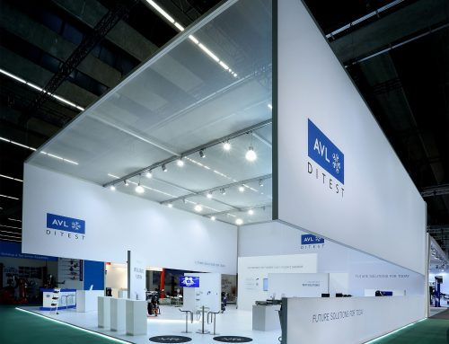 Schauen und Staunen: AVL DiTEST Messestand Automechanika Frankfurt 2016