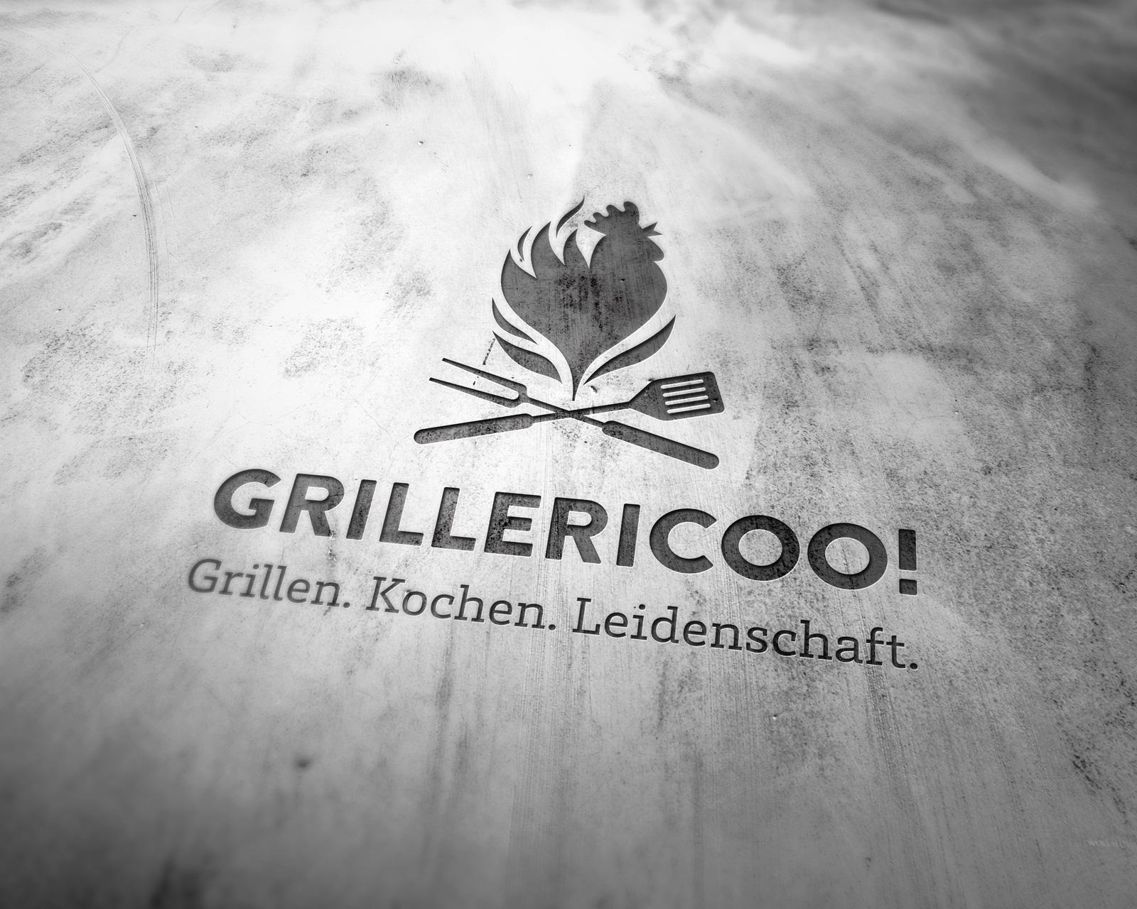 Grillericoo Logodesign